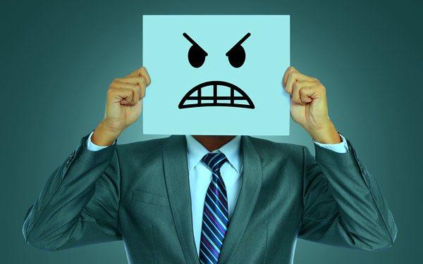 Консультирование агрессивных клиентов