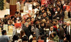 распределение покупателей