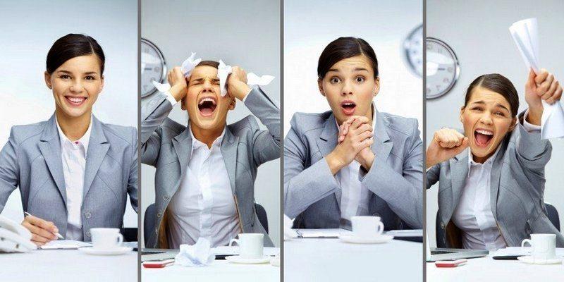 Управление эмоциями в продажах