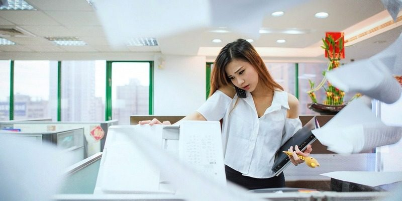 Как не тормозить на работе