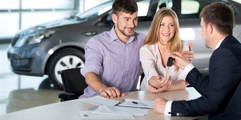 Техника продаж новых авто
