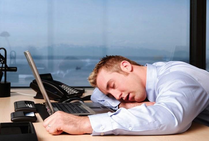Ленивый сотрудник