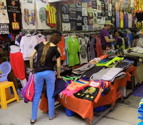 шопинг на базаре