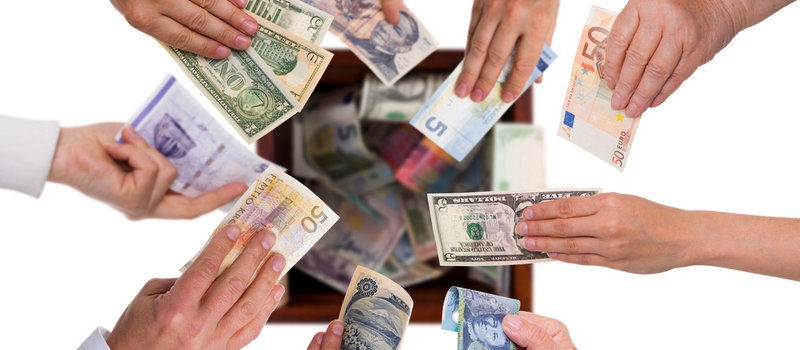 Сбор денег на корпоратив